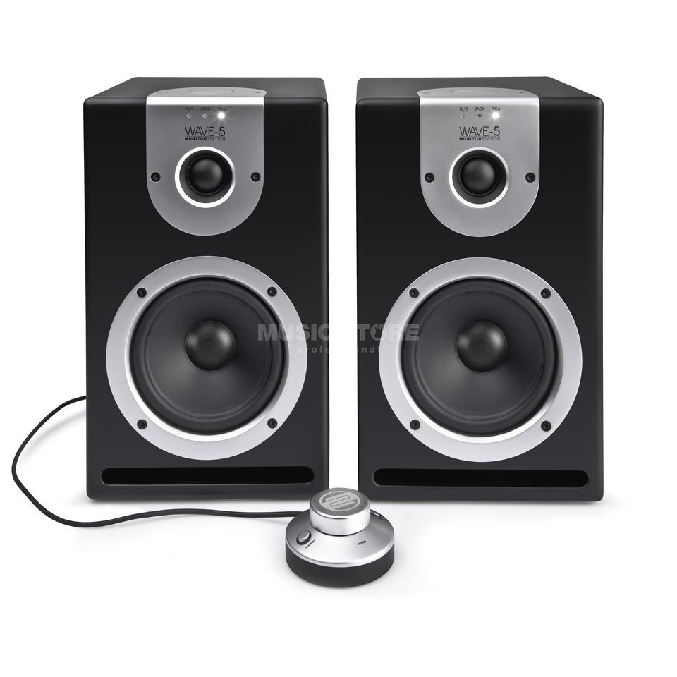 Reloop Wave 5 (Pair) Active DJ & Producer Monitore Product Image