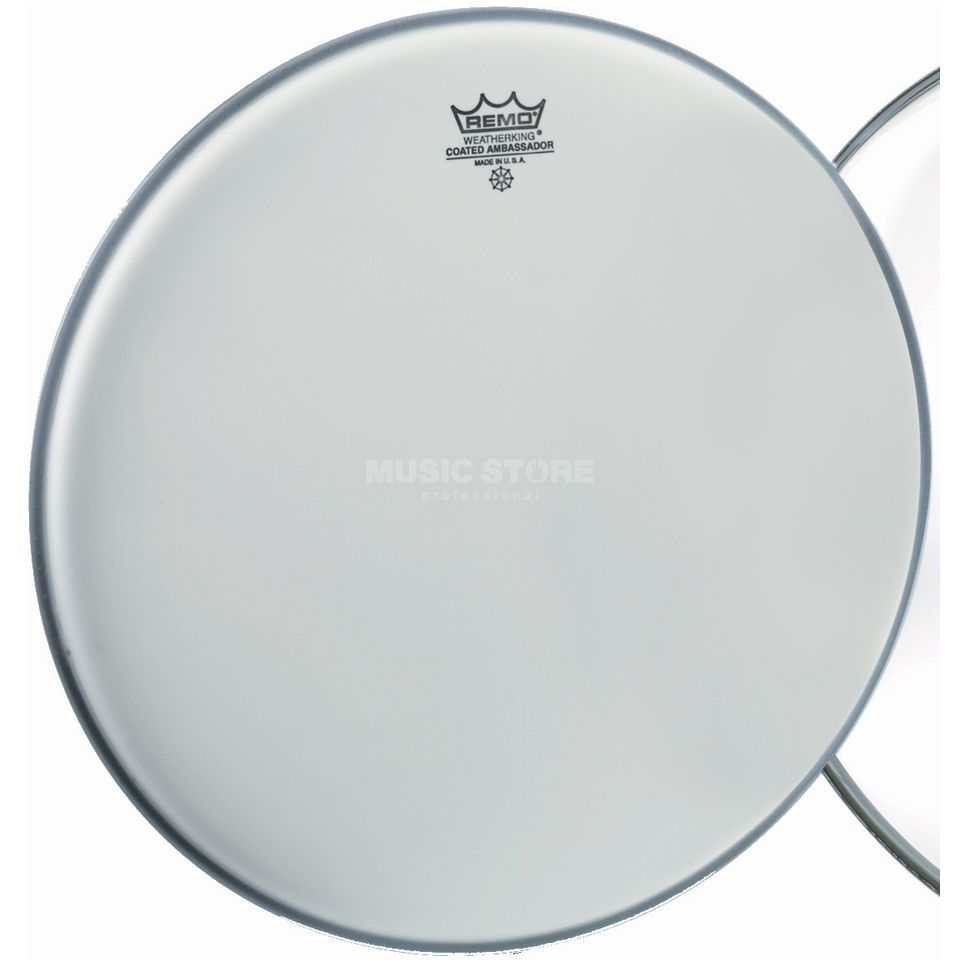 "Remo Ambassador Coated 13"", Tom + Snare Batter/Reso Изображение товара"