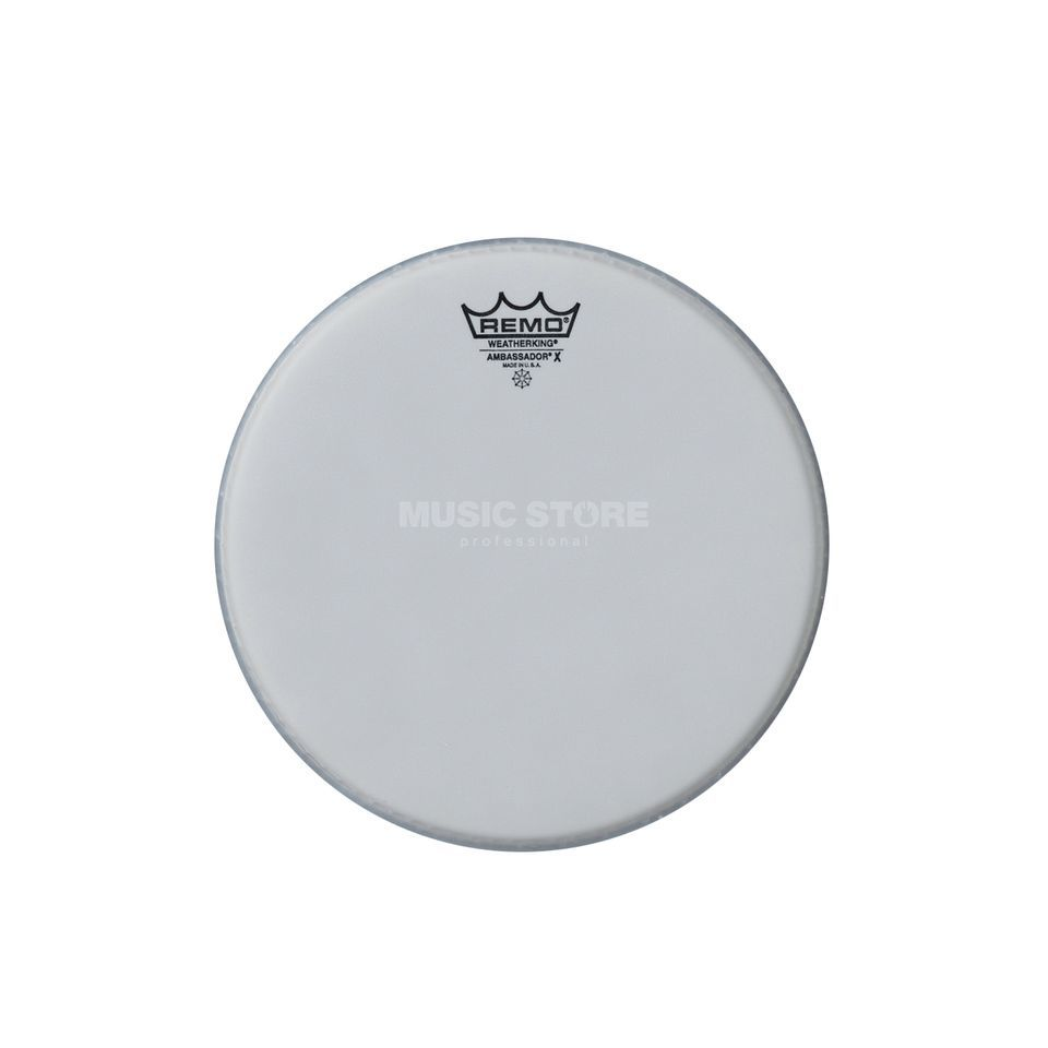 "Remo Ambassador X Coated 10"", Tom Batter Product Image"