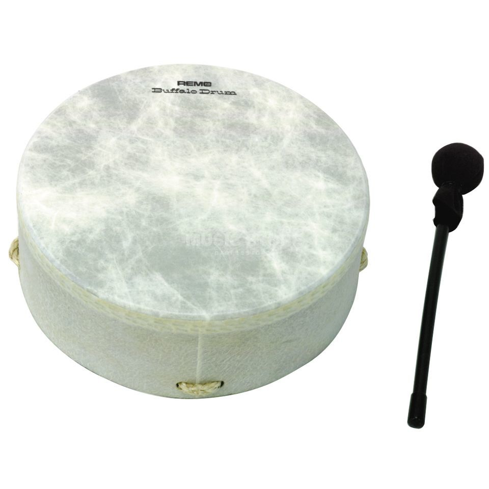 "Remo Buffalo Drum 22""x3,5""  Product Image"