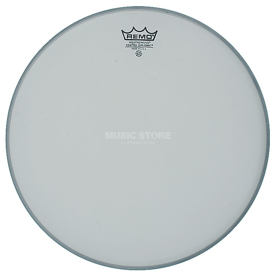 "Remo Diplomat Coated 8"", Tom Batter/Reso Produktbillede"