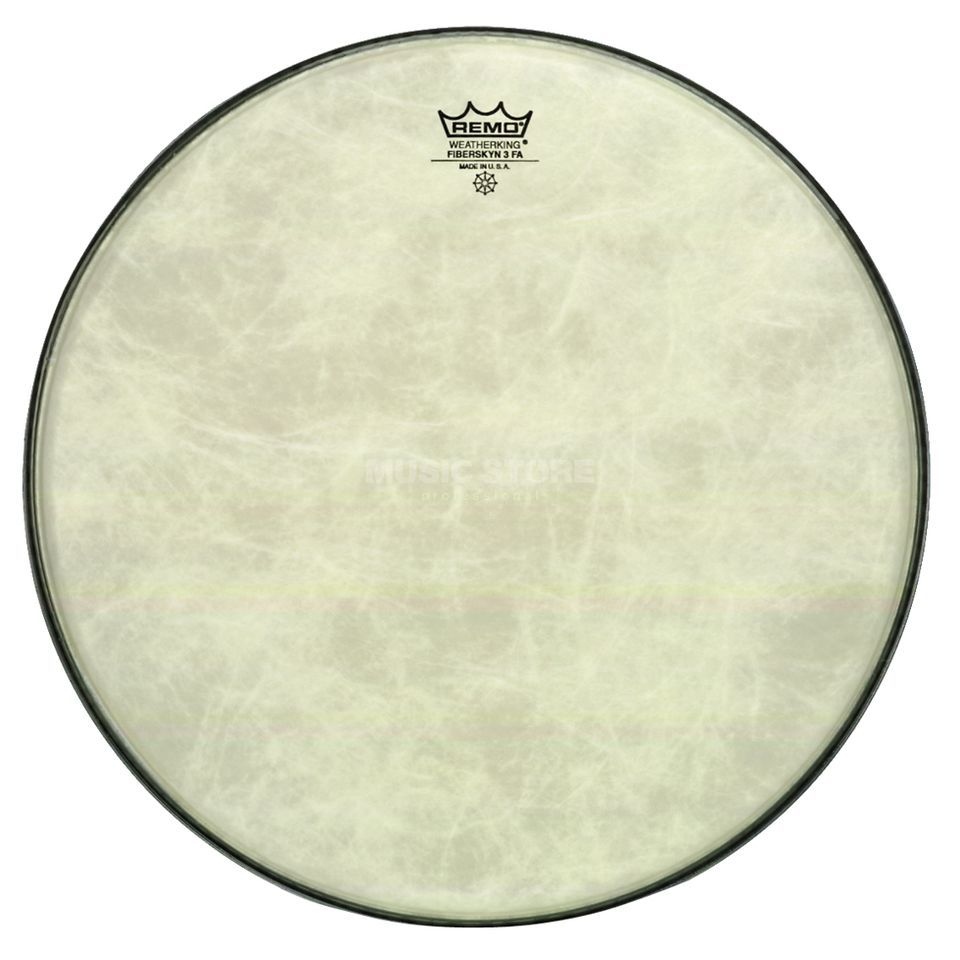 "Remo Diplomat Fiberskyn 3, 22"", Bass Drum Batter/Reso Product Image"