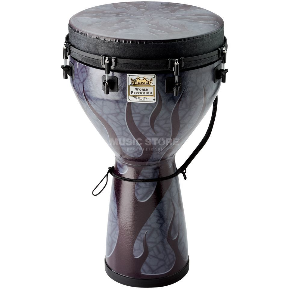 "Remo Djembe Key-Tuned 14"", Shadow Flame Produktbillede"