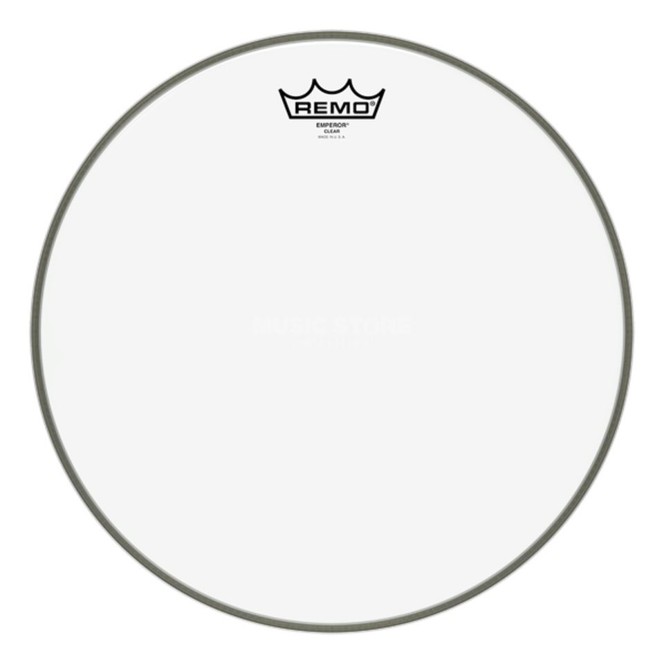 "Remo Emperor Clear 13"", Tom Batter/Reso Productafbeelding"