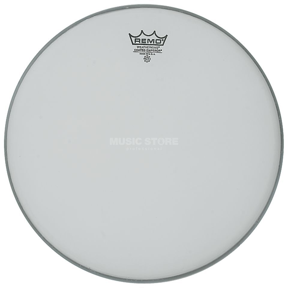 "Remo Emperor Coated 18"", Tom Batter/Reso Produktbillede"