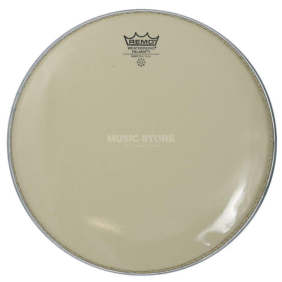 "Remo Falam K, 14"", Neutral, Marching Snare Batter Produktbild"