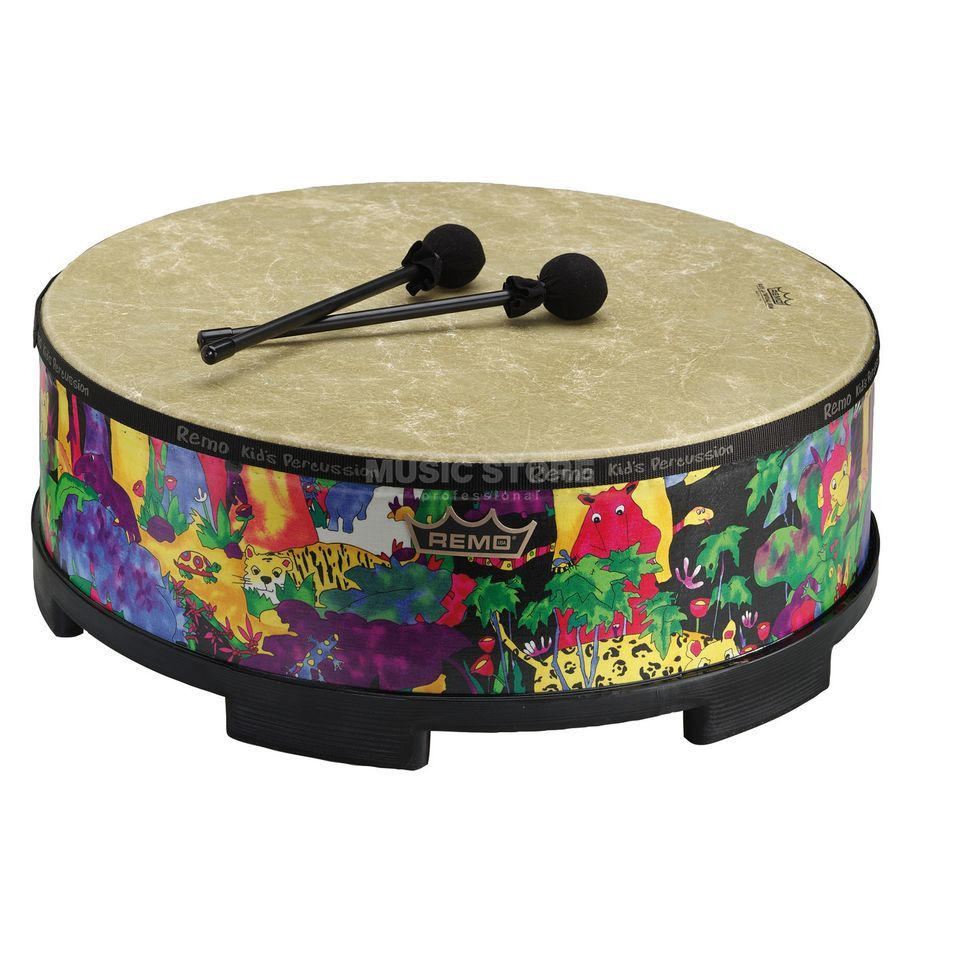 "Remo Kid´s GatheringDrum KD-5816-01 16""x8"" Product Image"