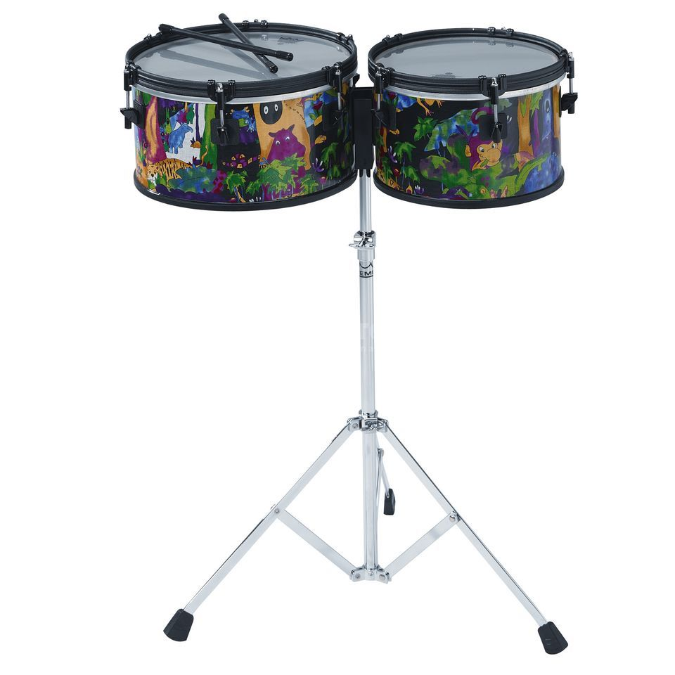 "Remo Kid´s Timbales KD-2012-01 10"" + 12"" Produktbild"
