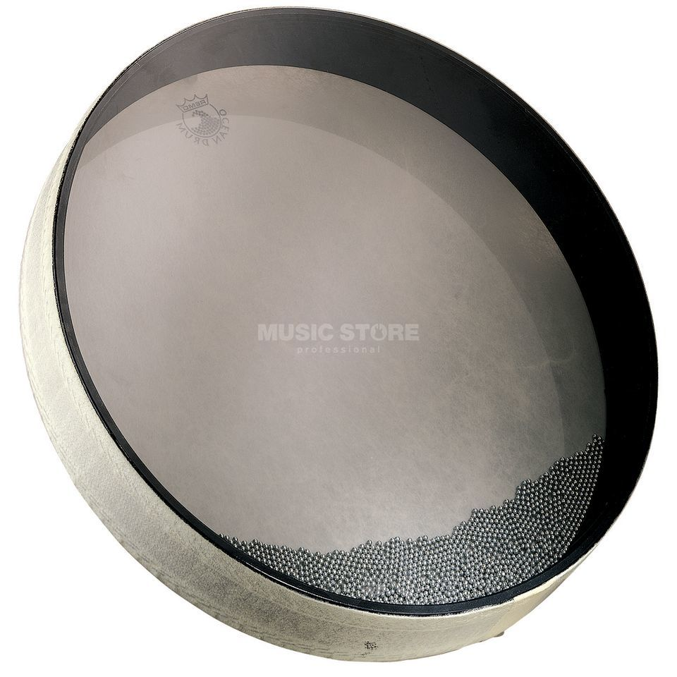 "Remo Ocean Drum 12""x2,5"" White Finish Product Image"