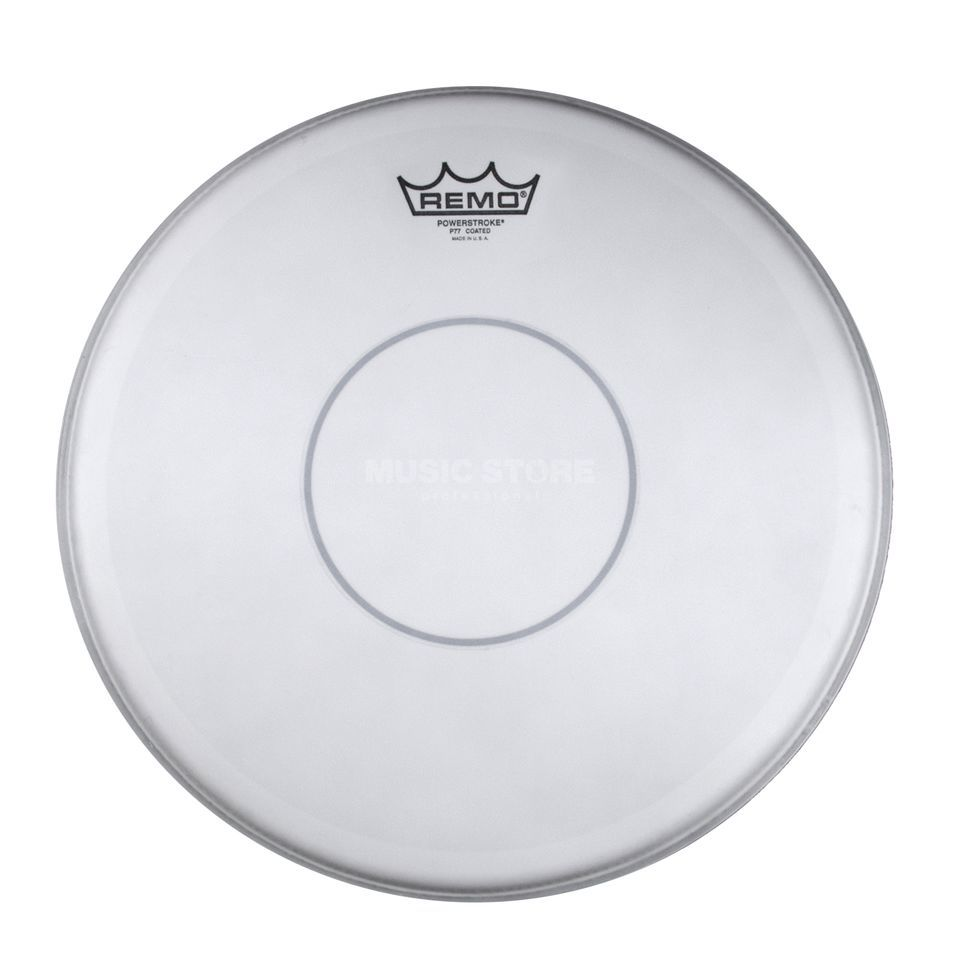 "Remo Powerstroke 77 Coated 10"", Snare Batter Produktbild"