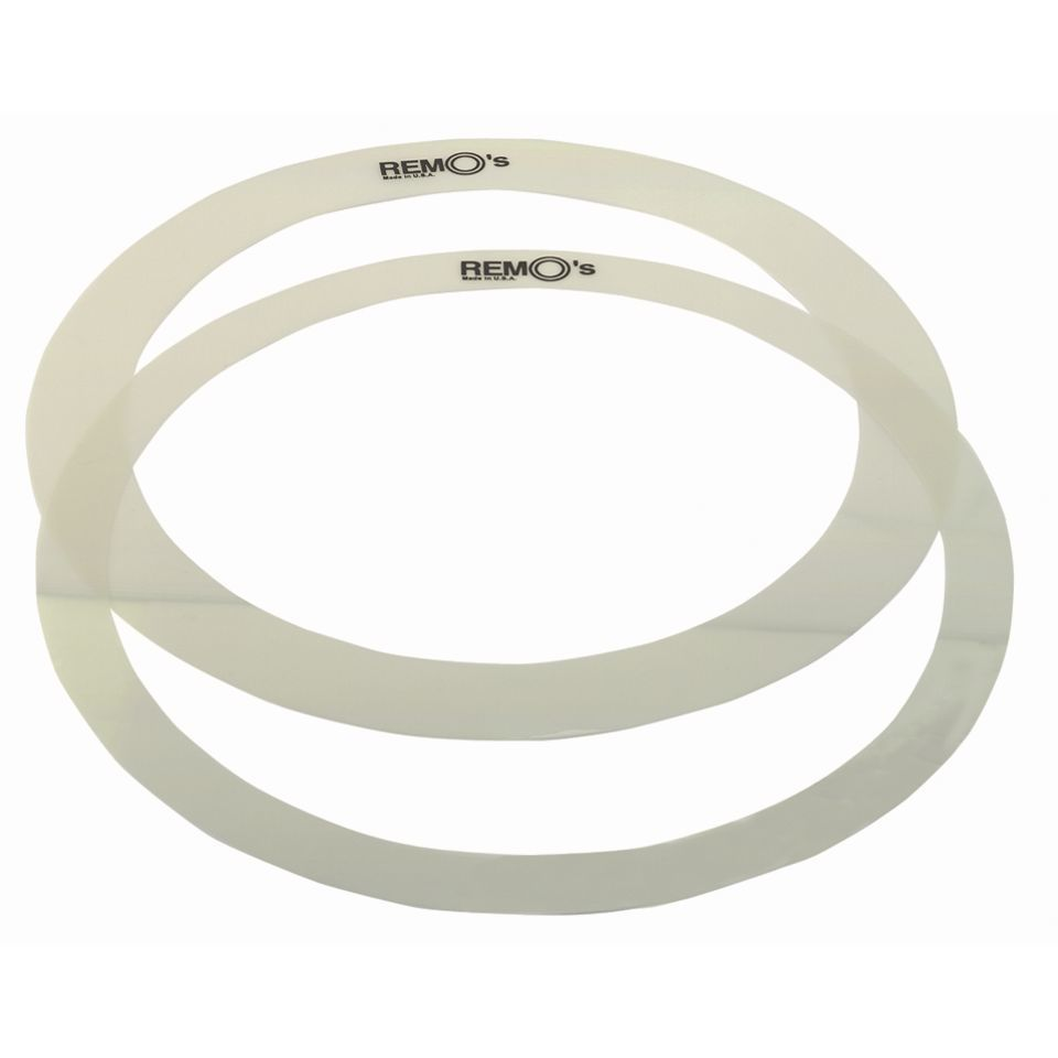 "Remo Remos damping rings 14"", f. snare, 2 pcs Produktbillede"