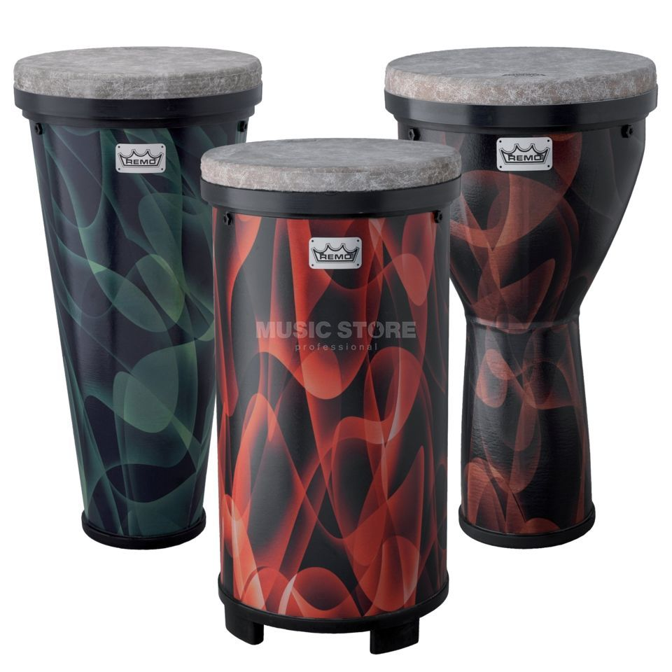Remo Versa Combo Pack, Djembe, Timbau, Tubano Produktbillede
