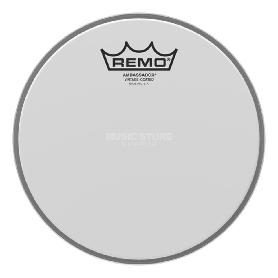 "Remo Vintage A 8"", coated, Tom Batter/Reso Produktbild"