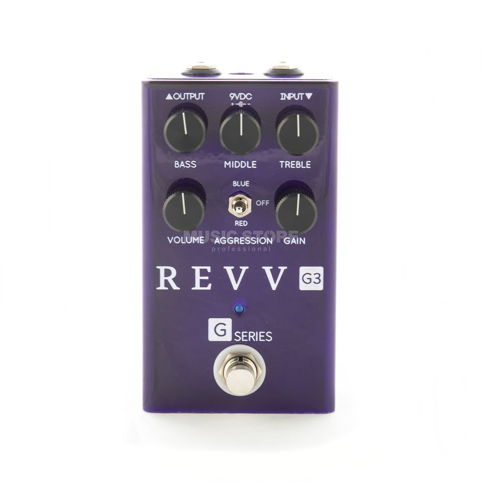 REVV G3 Distortion Product Image