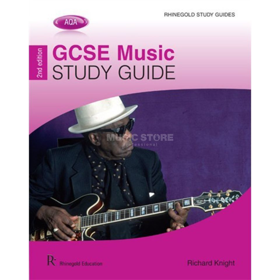 Rhinegold Education AQA GCSE Music Study Guide Richard Knight - 2nd Edition Produktbild
