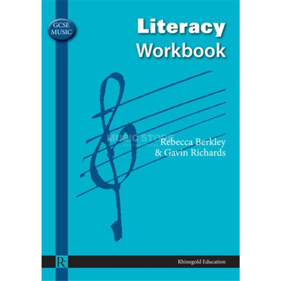 Rhinegold Education GCSE Music Literacy Workbook Berkley/Richards Produktbild