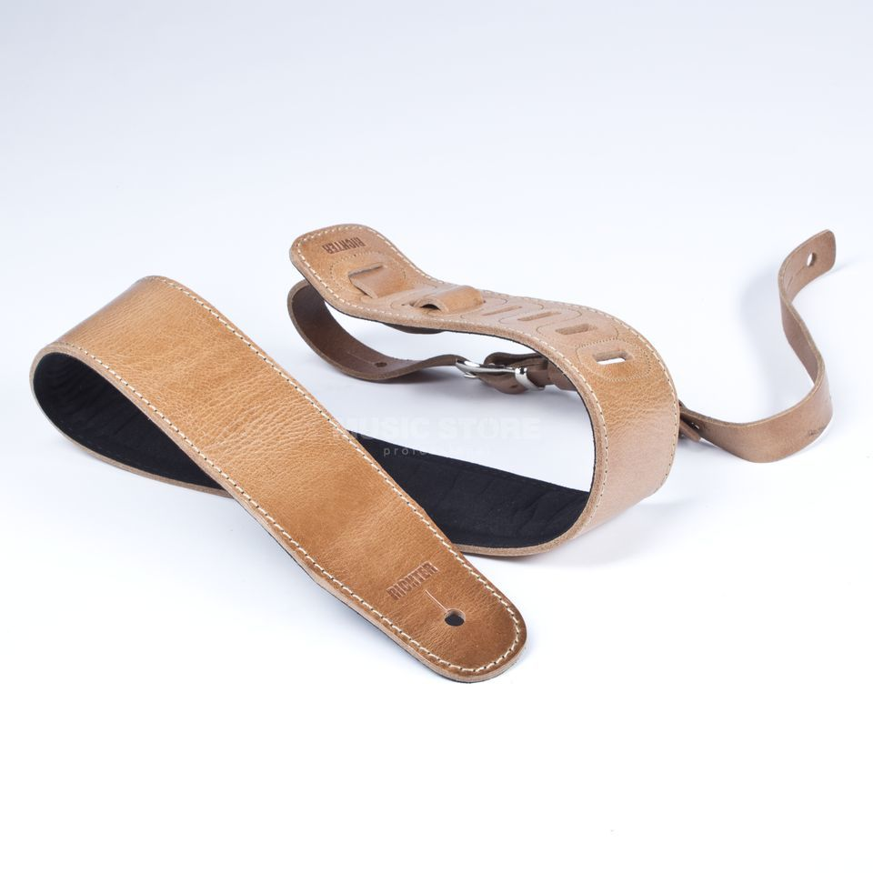 Richter Straps Luxury Glaced Natural Produktbild