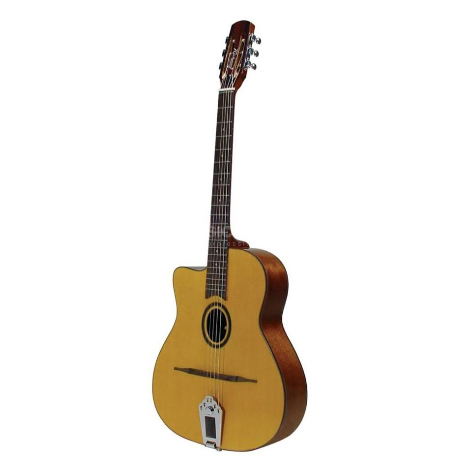 Richwood RM-70-NT Hot Club Gypsy Guitar Lefthand Produktbillede