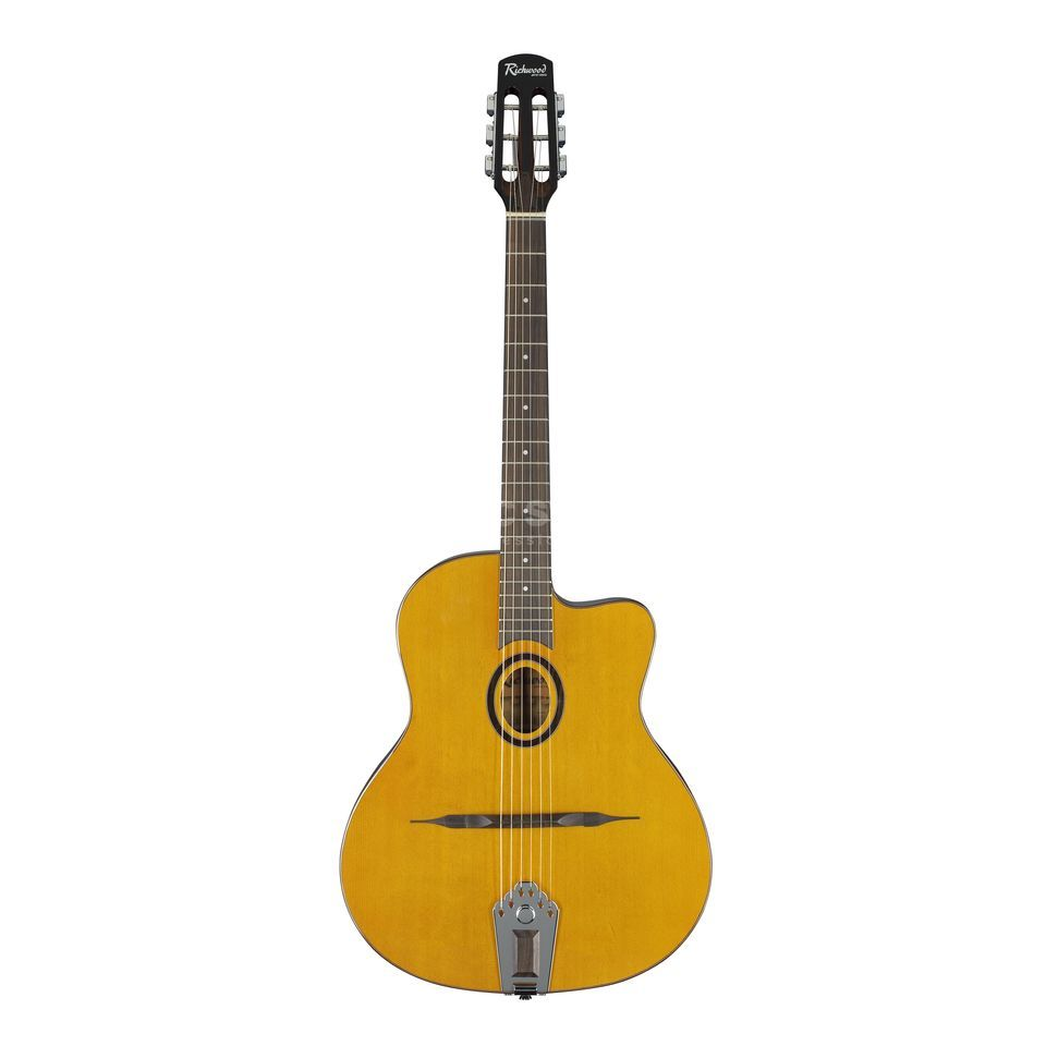 Richwood RM-70-NT Hot Club Jazz Gypsy Guitar Produktbild