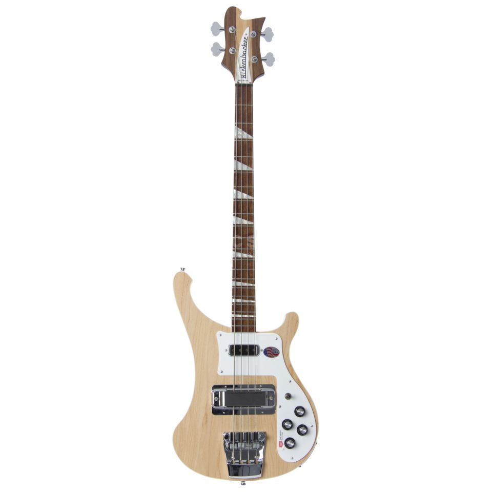 Rickenbacker 4003 Mapleglo incl. case Productafbeelding