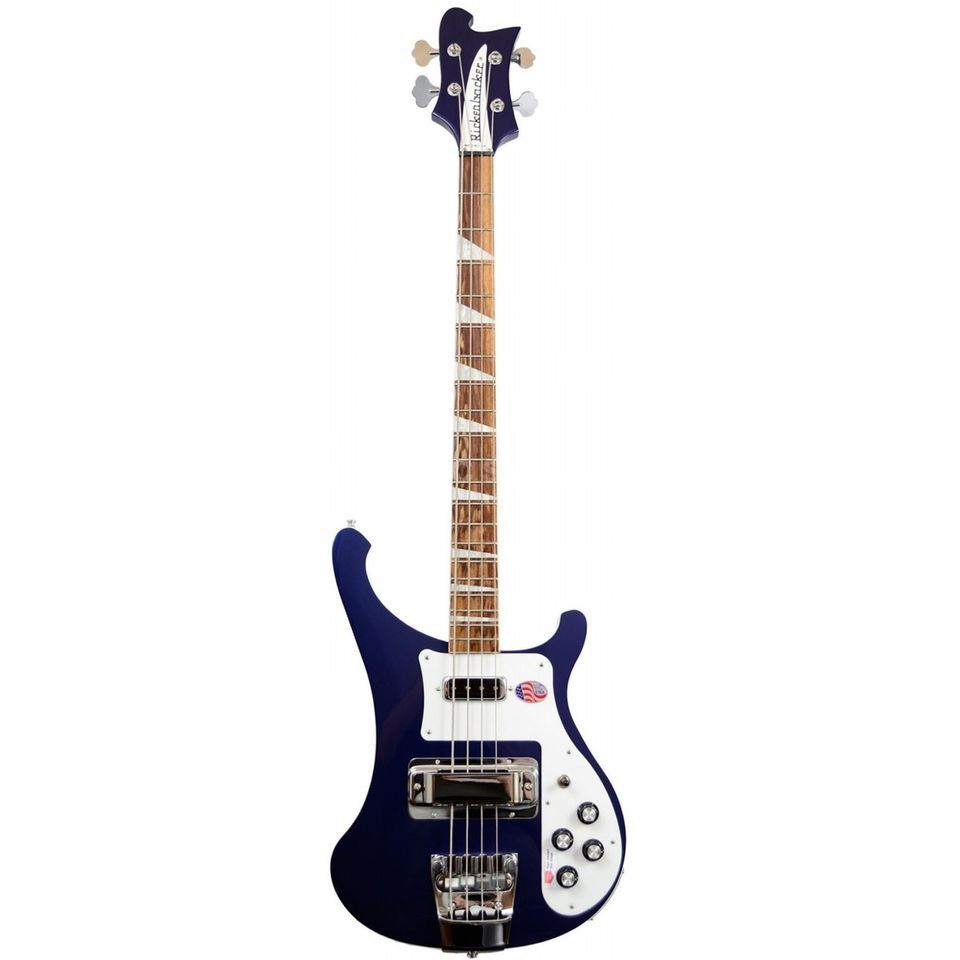 Rickenbacker 4003 Midnight Blue Produktbild
