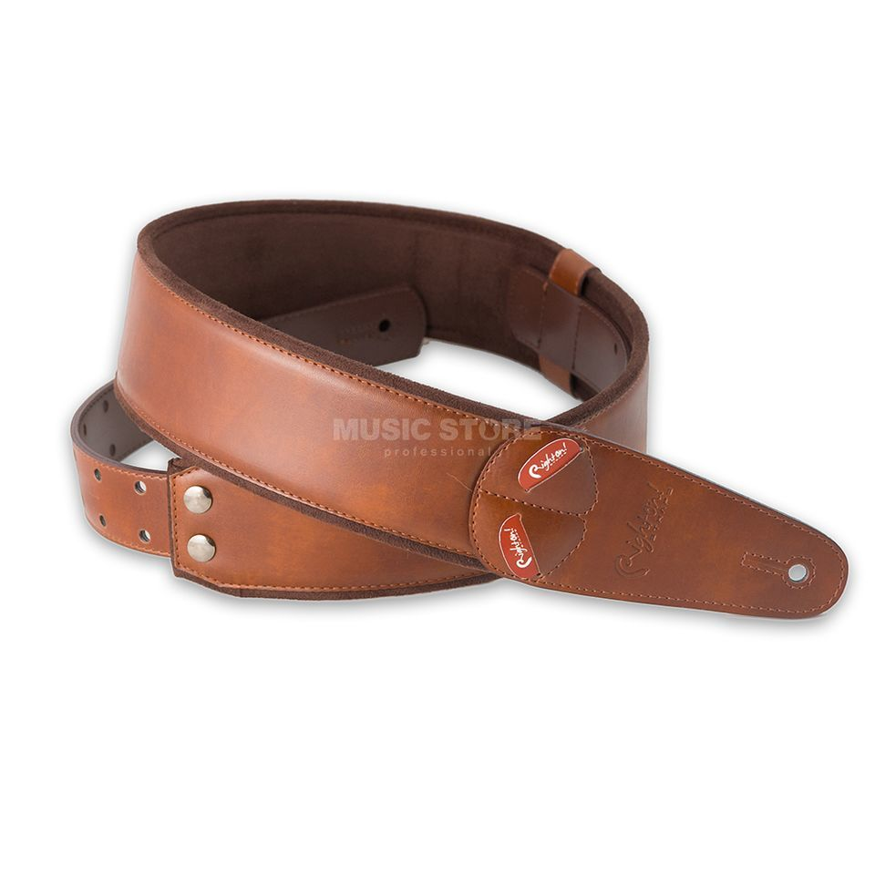 RightOn! Straps Guitar Strap Mojo Charm Braun Product Image