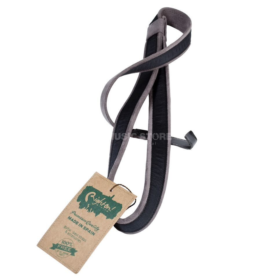 RightOn! Straps Nylon Hook Black Image du produit