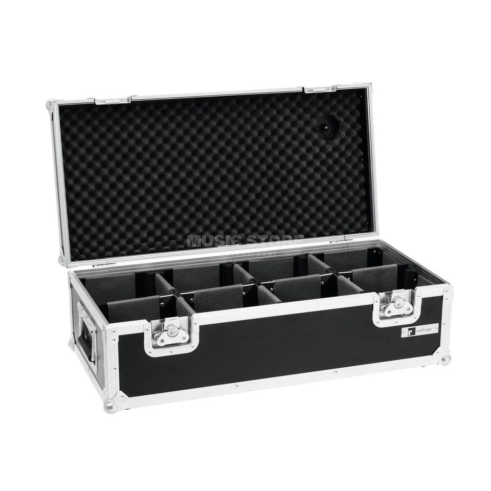 Roadinger Flightcase 8x AKKU UP-4 Image du produit