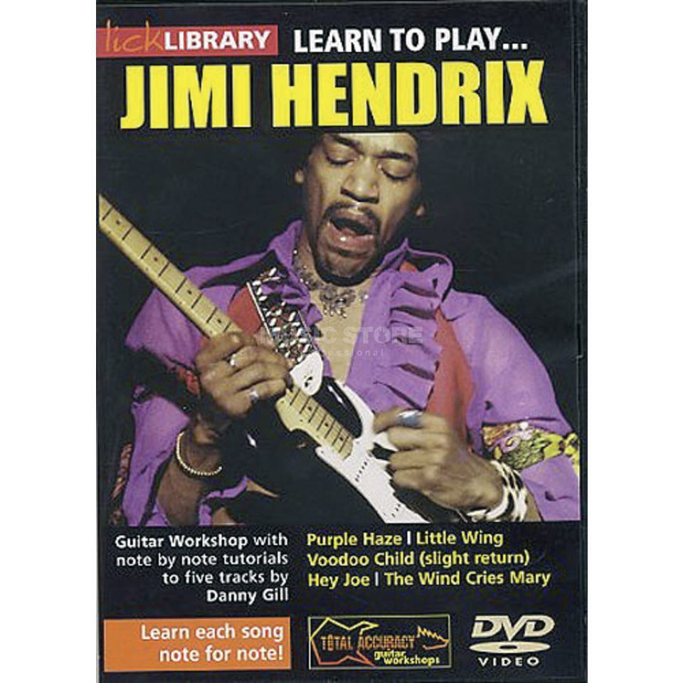 5 Easy Licks in the Style of Jimi Hendrix | Guitar Pro ...