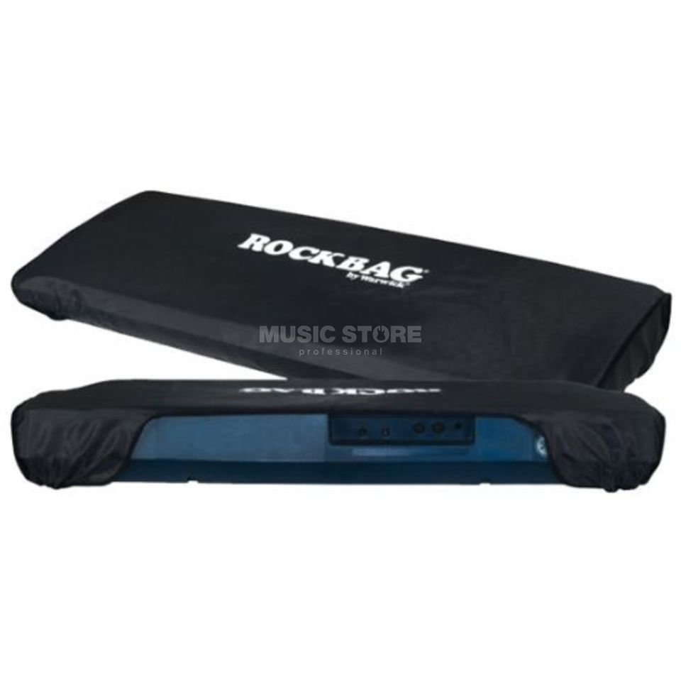 Rockbag Keyboard Dustcover RB21715B Black, 102 x - 39 x - 14cm Product Image