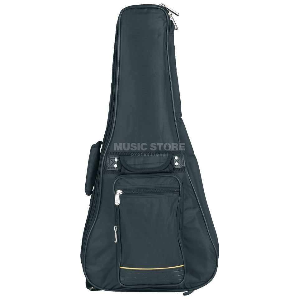 Rockbag Mandolin Bag Premium Line Plus, Black RB 20613 B/PLUS Produktbillede