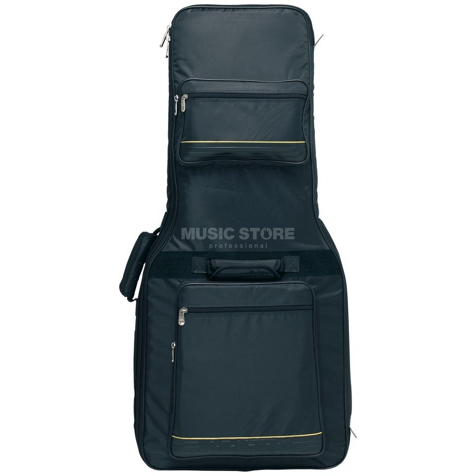 Rockbag RB 20604 Electric Guitar Bag Double Neck Premium Line Produktbild