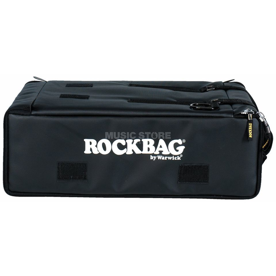 "Rockbag RB 24310 B 19"" 3HE Rack Bag  Produktbillede"