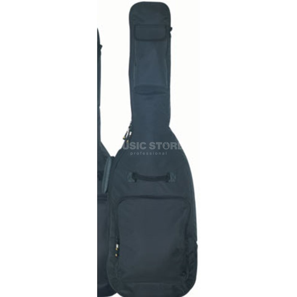 Rockbag Student Line Bass Guitar Gig bag, Nylon, Black Immagine prodotto