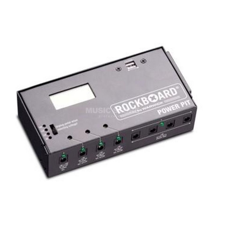 Rockboard Power Pit Multi Power Supply Produktbild