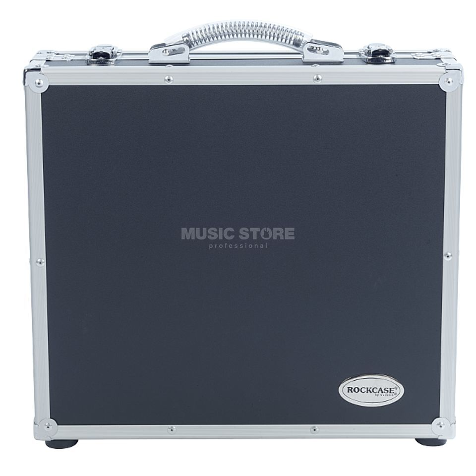 Rockcase pedalboard flightcase bk rc23000b 45 x 40 x 10 cm for 10 x 10 x 10