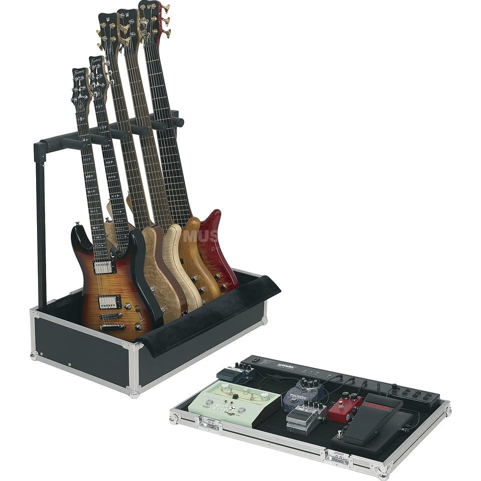Rockcase RC 23140 B Pedal Case Guitar Stand Produktbild