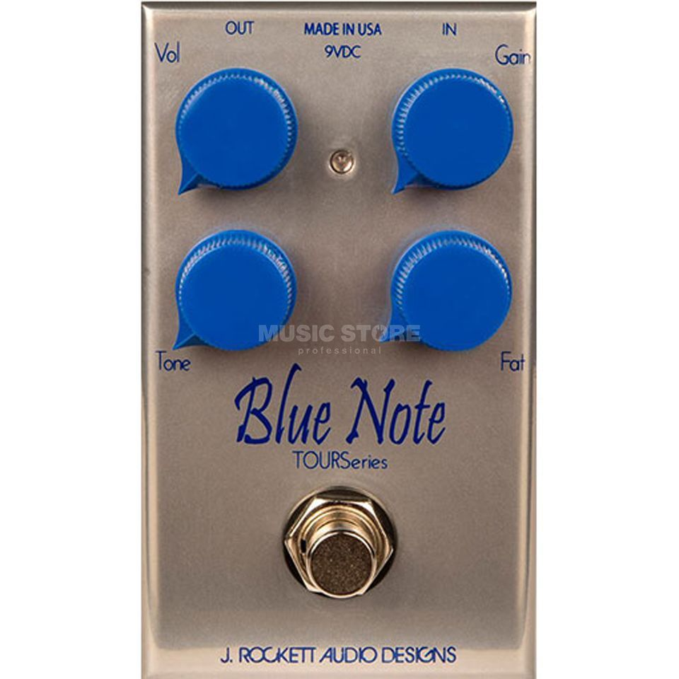 Rockett Blue Note Overdrive TS Tour Series Produktbillede