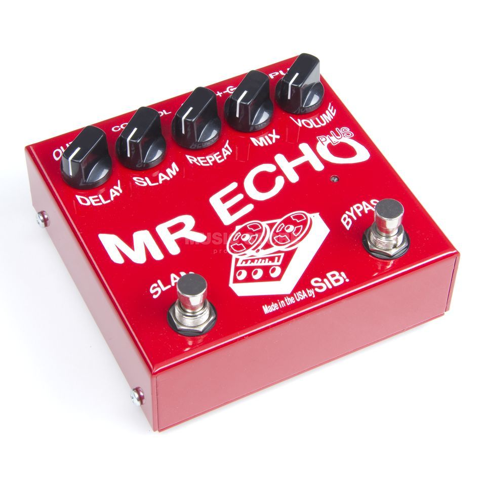 Rockett Mr. Echo Plus B-Stock SIB-Cruiser Series Produktbild