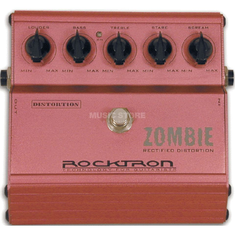 Rocktron Zombie Rectified Distortion Pedal Produktbild