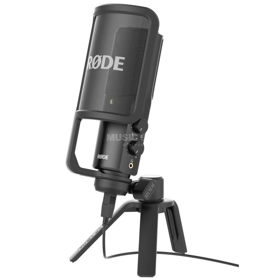 Rode NT-USB USB Mic for PC / Mac / iPad Produktbillede