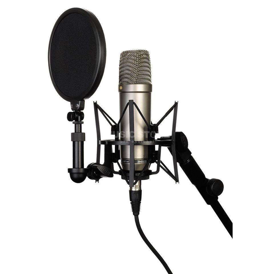 rode nt1 a complete vocal recording solution. Black Bedroom Furniture Sets. Home Design Ideas