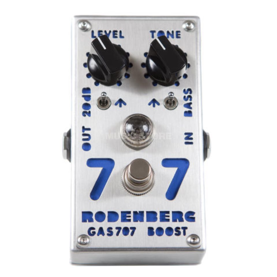 Rodenberg Amplification GAS-707 NG Produktbild