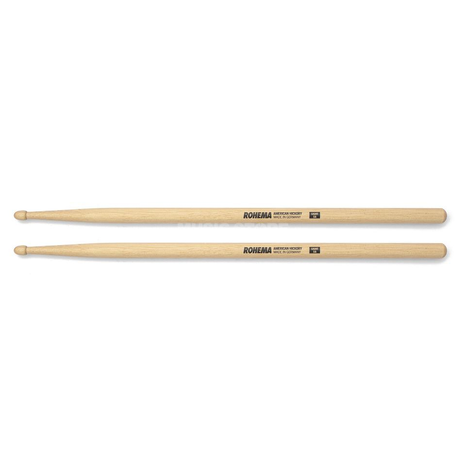 Rohema 5A Light Sticks Hickory Produktbillede