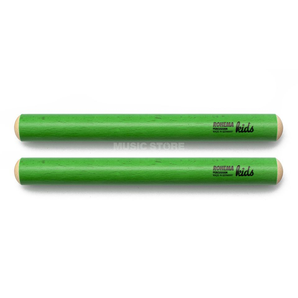 Rohema Beech Kids Claves (Green) Product Image