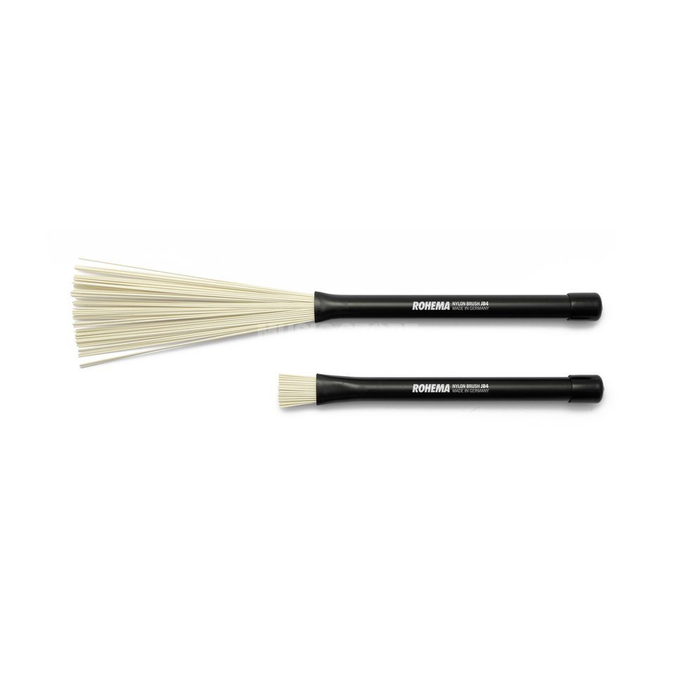 Rohema JB 4 Brush - Nylon Bristles - Retractable Produktbillede