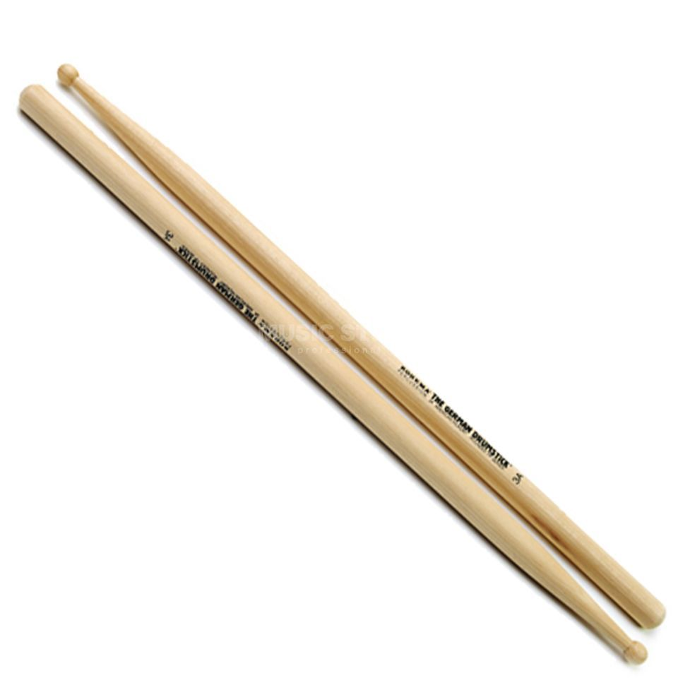 Rohema Round Tip Sticks 3A, Wood Tip Εικόνα προιόντος