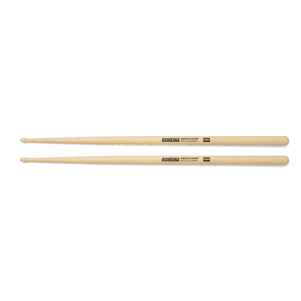"Rohema Traditional Sticks ""Tango"" Hickory, Wood Tip Produktbillede"