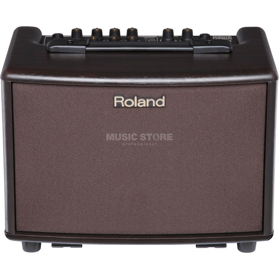 Roland AC-33RW Acoustic Guitar Amp Co mbo   Produktbillede