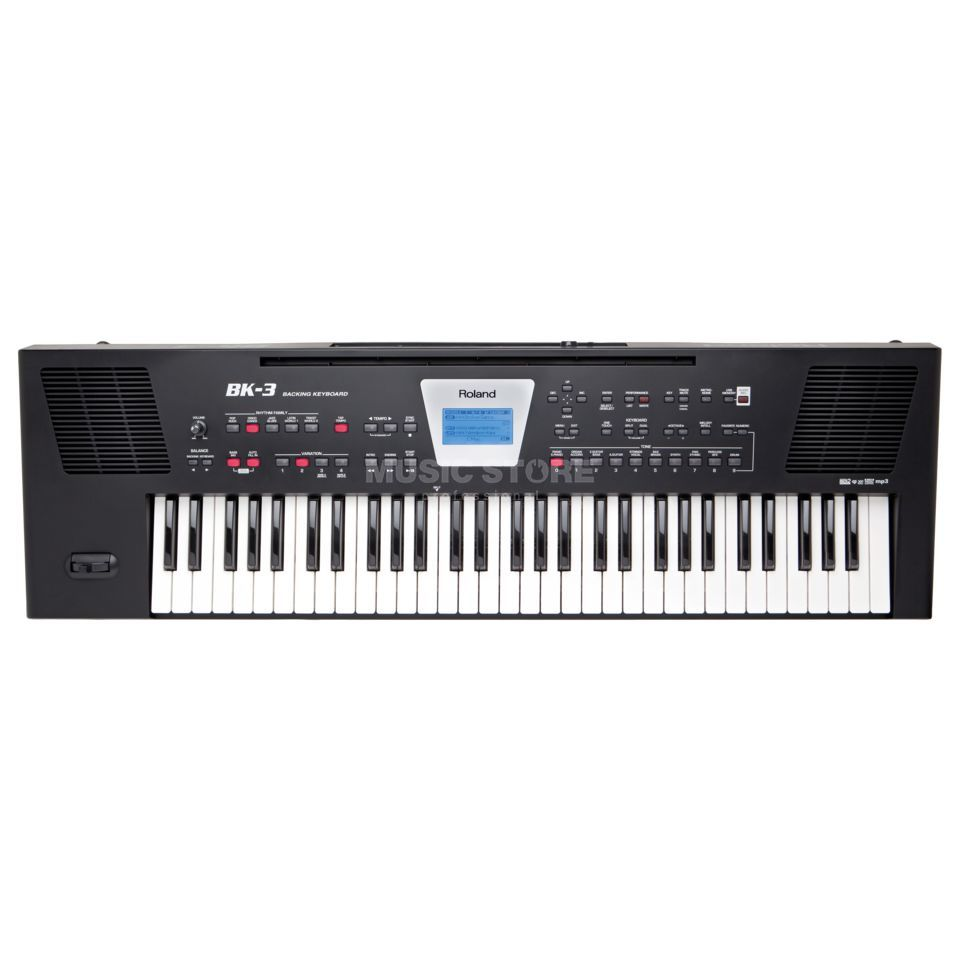 Roland BK-3 BK Backing Keyboard Produktbild